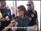 Vídeo reportagem: Polícia prende motorista que matou duas mulheres e que estava visivelmente alterada. Exame toxicológico está sendo feito em BH