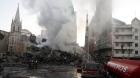 Trabalho sob escombros de prédio que desabou deve levar mais 13 dias