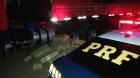 PRF apreende duas carretas com quatro toneladas de maconha em fundos falsos
