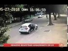 Imagens registram assassinato de adolescente no centro da cidade de Governador Valadares / MG