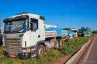 SOS Caminhoneiro, uma das armas do governo ANTIGREVE, recebeu mais de 4,6 mil mensagens em 12 horas