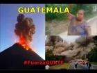 VULCÃO DE FOGO explode e mata na Guatemala, igual VESÚVIO, POMPÉIA #TragediaVolcan #Vulcan