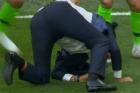 Temer parabeniza seleção pela vitória contra Costa Rica. Tite caindo após gol de Coutinho vira MEME #CopadoMundo