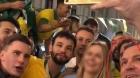 MINISTÉRIO Público vai investigar brasileiros que assediaram mulher na Rússia. Tenente, ex-secretário, engenheiro e advogado estão entre acusados identificados no vídeo [anexado]