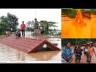 Mais de 100 mortos: Represa ROMPE e varre 6 vilas no Laos com 5 TRILHÕES DE litros d´água