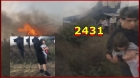 VÍDEO: Passageira filmou a própria queda junto com o avião da Aeroméxico. 101 a bordo e todos sobreviveram