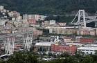 Vídeo: VIADUTO desaba na Itália com vários carros em cima, mata 30, destrói prédios e fere dezenas. #GenovaPonte