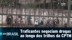 Traficantes negociam drogas ao longo dos trilhos da CPTM - SBT Brasil Exclusivo!