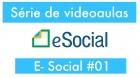 Receita Federal criou 10 vídeo-aulas sobre eSocial, EFD-Reinf e DCTFWeb. Comece aqui!