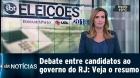 VÍDEO: Bate-boca e poucas propostas: Debate dos candidatos no Rio de Janeiro (SBT)