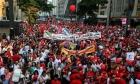 ´Ninguém usa uma barra de ferro para fazer festa´ - Manifestantes presos em ato pró-Dilma: STF nega recurso de trancamento