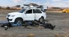 Bandidos com metraladora .50 invadem Aeroporto de Salgueiro e trocam tiros com Polícia Federal (PF): 5 morrem