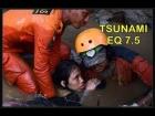 VÍDEO: TSUNAMI invade ilha após terremoto 7.5 na Indonésia: Mais de 840 mortos