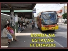 ESTAÇÃO ELDORADO: Ameaça de BOMBA fecha METRÔ em Contagem/MG por horas