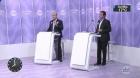 VÍDEO: No Rio, teve confusão antes do debate entre Eduardo Paes e Wilson Witzel