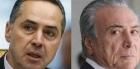 Michel Temer será indiciado no caso do Decreto dos Portos. Barroso (STF) diz que não pode ´privilegiar autoridades´
