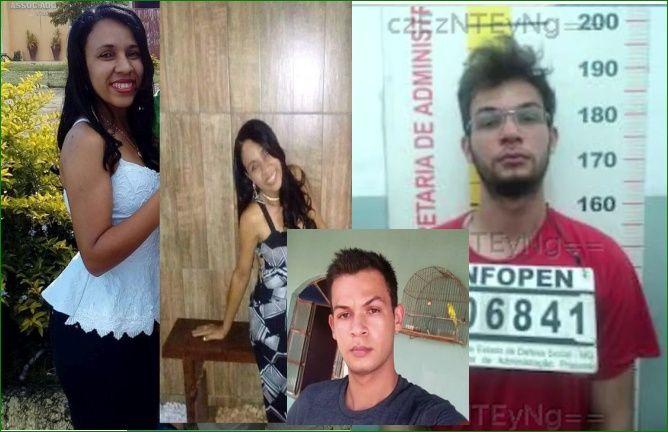 ´Fiquei com muita raiva, foi por R$ 500´ - Assassino confesso de Michelle Amâncio, na região de Nova Contagem foi preso em serviço