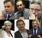 ´Propina de R$110 Milhões a Aécio´ - Senador e irmã voltam a ser alvos da PF com outros políticos. A acusação cita compra do Solidariedade por R$15mi