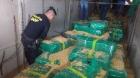 10 toneladas: Como a PF prendeu um ´CAMINHÃO DE MILHO´ recheado de maconha