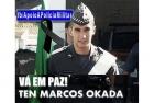 Garoto de 15 anos matou tenente OKADA da PM. Coronel critica GLOBO em v?deo: Ele merecia morrer?
