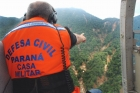Moradores do PR e de SC j? podem cadastrar celular para receber alerta de desastres naturais