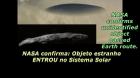 Objeto INTERESTELAR estranho ? confirmado pela NASA: Veio de outra estrela e entrou no Sistema Solar