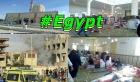 Homens abriram fogo na multid?o que ORAVAVA EM UMA MESQUITA, na regi?o do SINAI, no Egito