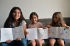 Crianças refugiadas no Brasil publicam livros contando suas histórias e sonhos