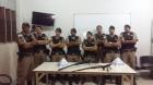 Família no crime: Pai e filho estavam com metralhadora de fabricação caseira na Vila Esperança