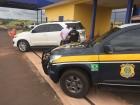 Homem tentava sair com HILUX adulterada para cidade do Paraguai