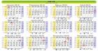Veja a lista de feriados e pontos facultativos em 2018 (Portaria Federal)