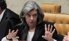 STF / Carmem Lúcia atende Raquel Dodge: Estão suspensos dispositivos de decreto que amplia regras para concessão de indulto do presidente Michel TEMER