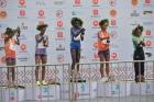 Atletas etíopes e quenianos vencem a São Silvestre 2017