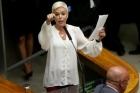Deputada federal Cristiane Brasil, do PTB, será a nova ministra do Trabalho