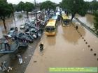 Rio acumula em 12 horas 30% da média mensal de chuva para janeiro. A cidade teve inúmeros alagamentos