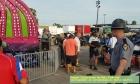 Vídeo mostra MOMENTO EM QUE FIRE BALL solta cabine em Parque de Diversão e mata 1 pessoa (OHIO/EUA)
