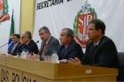 Pimentel manda reforçar segurança. Secretário de Segurança de Minas Gerais se reúne ministro da Justiça e propõe esforço de inteligência integrado